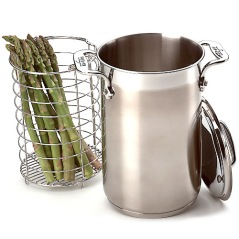 all clad asparagus pot