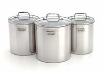 All Clad Kitchen Canister Set